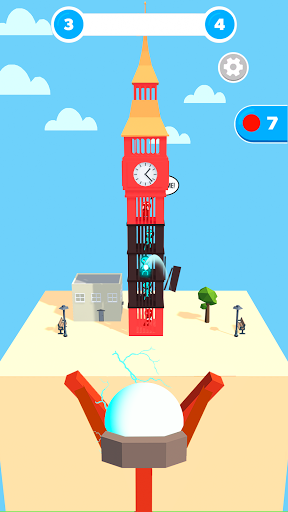 Slingshot Smash: Shooting Range  screenshots 5