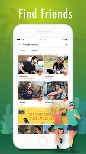 Yodo - Cash for walking & running