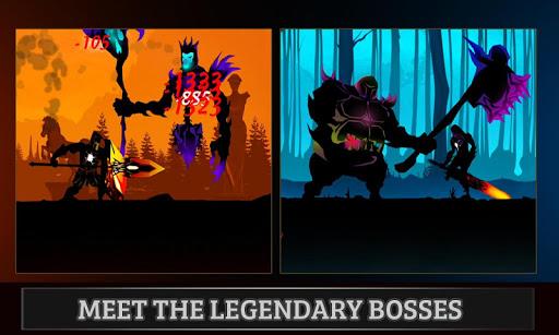 Shadow Battle Survival  screenshots 1