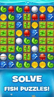 Fish Blast Games Save the Fish