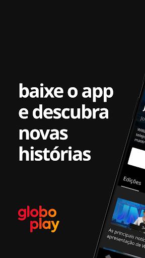 Globoplay: esporte, novela e + apktram screenshots 1