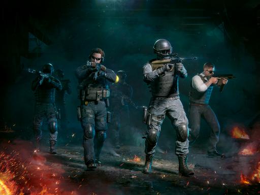 TactiStrike: Modern PvP Action Shooter 2021 0.4 screenshots 4