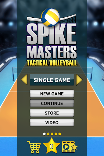 Spike Masters Volleyball 5.2.5 screenshots 2