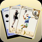 BattleCross - Badminton Card Battle Indie RPG