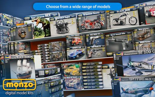 MONZO - Digital Model Builder 0.5.0 Screenshots 8