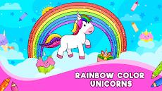 Unicorn Glitter Coloring Book: Coloring Unicornのおすすめ画像1
