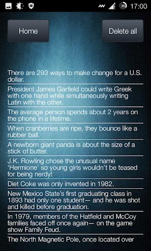 Random Facts screenshots 3
