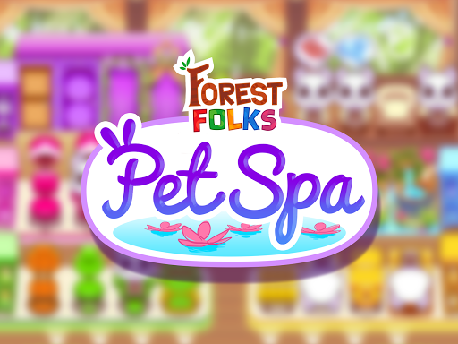 Forest Folks - Your Own Adorable Pet Spa screenshots 15