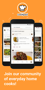 Cookpad - Create your own Recipes 2.219.1.0-android