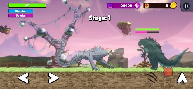 Godzilla vs Kong : Alliance MOD APK 21 (Unlimited Money, No Ads) 3