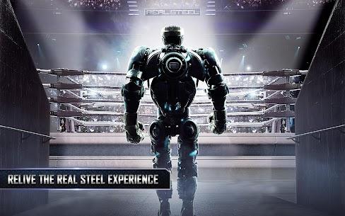 Real Steel HD v 1.84.41 Мод (все разблокировано) 2