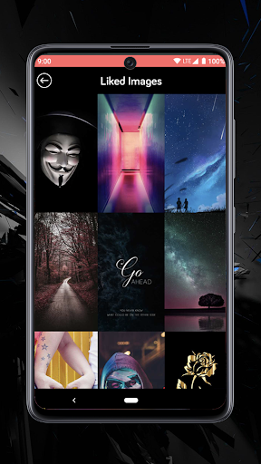 ALID Wallpaper screen 2