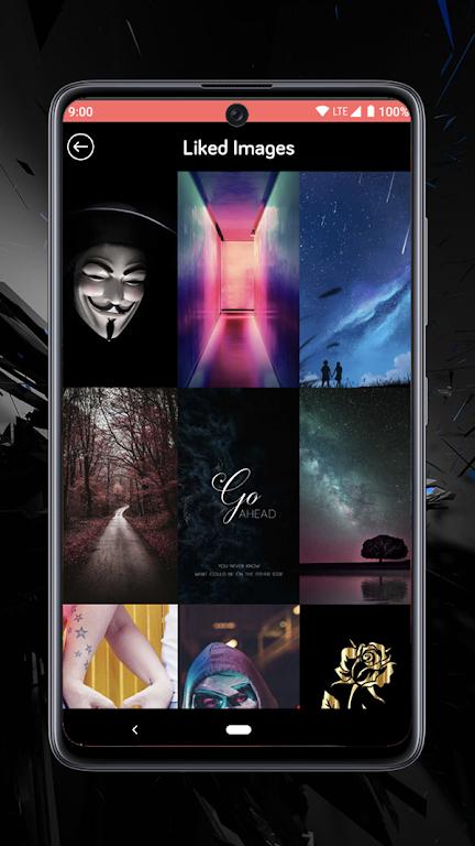 ALID Wallpaper poster 2