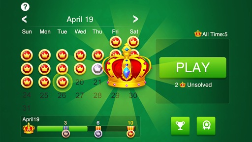 Solitaire: Daily Challenges  screenshots 8