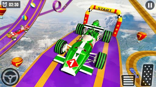 Impossible Formula Jet Car Racing Stunts  screenshots 15