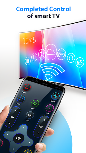 Universal remote tv - fast remote control for tv  screenshots 1