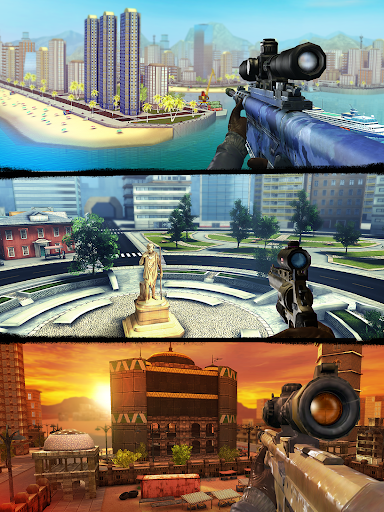 Sniper 3D: Fun Free Online FPS Shooting Game 3.19.4 screenshots 5