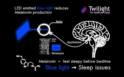 Twilight ? Blue light MOD APK 12. (PRO UNLOCKED) 10