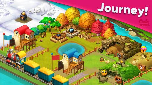 Merge train town! (Merge Games) screenshots 11