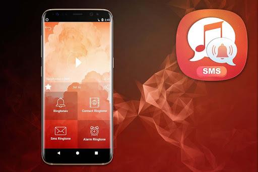 Best SMS Ringtones 2021 ud83dudd25 | 100+ SMS Sounds 1.6 Screenshots 2