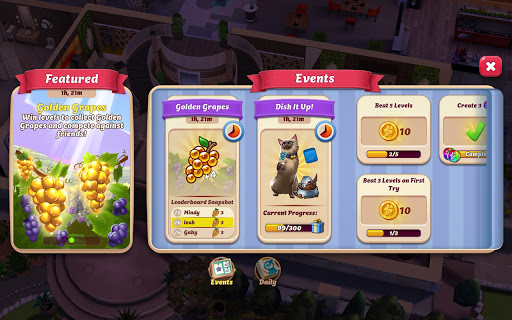 Vineyard Valley: Match & Blast Puzzle Design Game 1.21.22 Screenshots 23