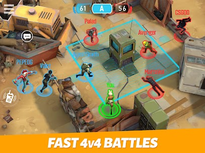 Outfire: Multiplayer Online Shooter Mod Apk 1.5.2 (All Weapons Unlocked) 6
