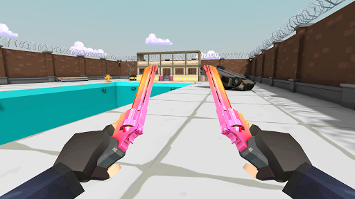 BLOCKFIELD - 5v5 shooter 0.97 screenshots 19