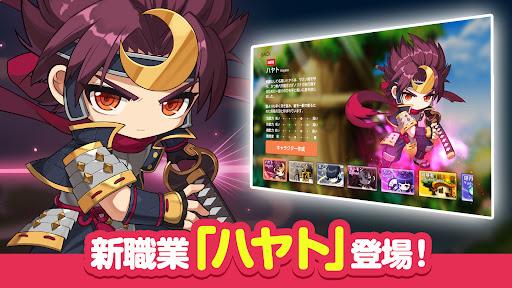 メイプルストーリーM 協力マルチプレイが魅力のオンラインゲーム/MMORPG 1.680.2731 screenshots 1