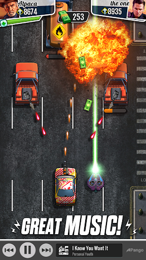 Fastlane: Road to Revenge  screenshots 5