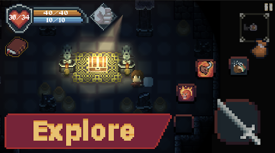 Rogues` Tales: Action RPG Mod Apk 1.1.5 3