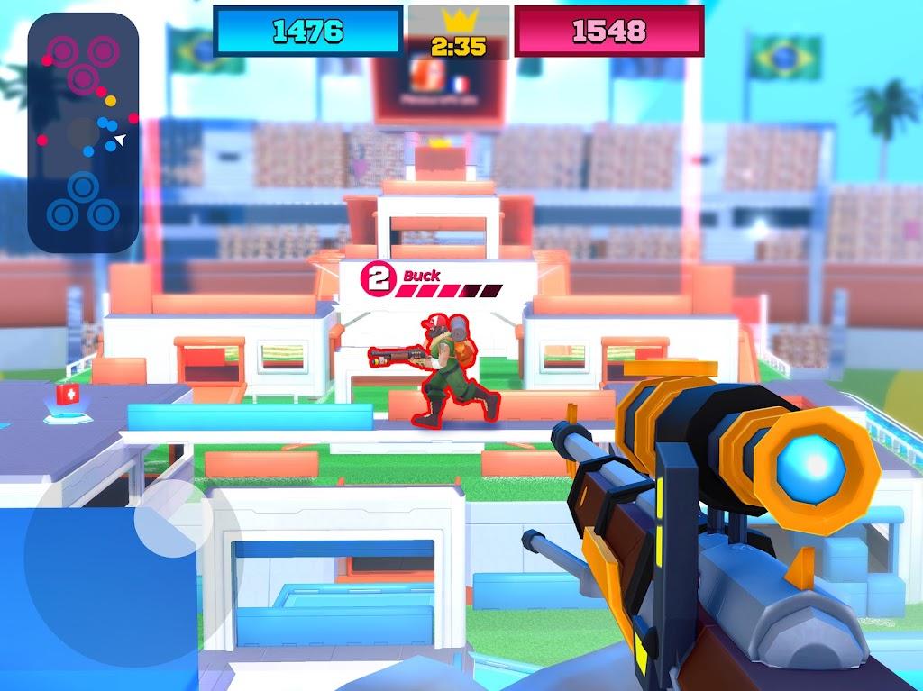 FRAG Pro Shooter MOD poster 9
