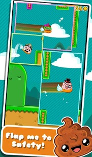 Happy Poo Flap Screenshot