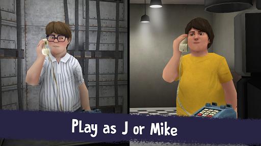 Ice Scream 5 Friends: Mike's Adventures apkpoly screenshots 11