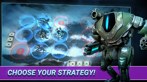 Mech Tactics: Fusion Guards 1.1.3 screenshots 5