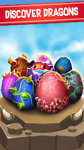 Tiny Dragons – Idle Clicker Tycoon Game Free 3.1.0 Mod APK with Data 2