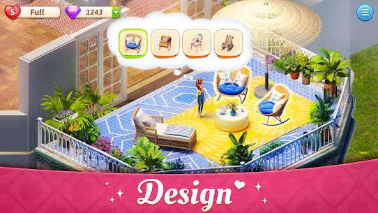 My Story – Mansion Makeover MOD (Unlimited Diamonds) 2