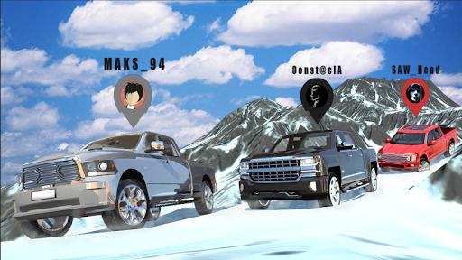 Offroad Pickup Truck Simulator  Screenshots 14