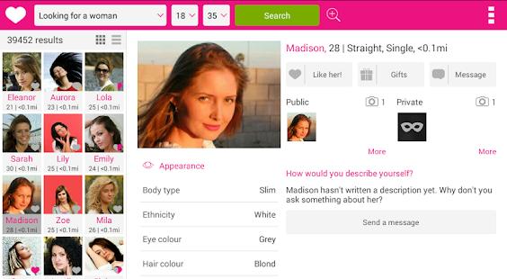Date-me - Free Dating screenshots 5