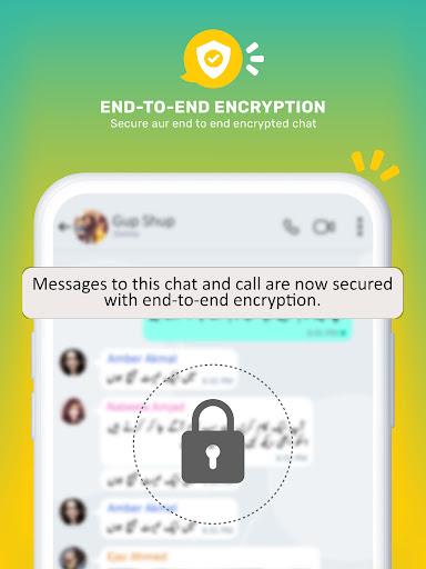 Tellotalk : Pakistan Ka Apna Messenger apktram screenshots 18