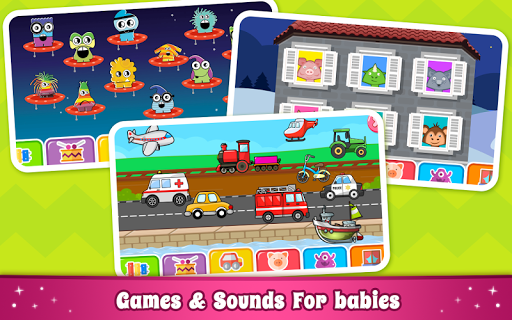 Baby Piano Games & Music for Kids & Toddlers Free 4.0 Screenshots 8
