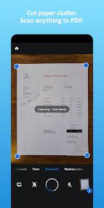 Adobe Scan: PDF Scanner with OCR, PDF Creator 21.05.18-regular (Premium)