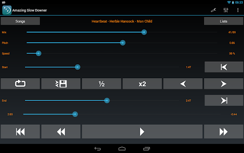 Amazing Slow Downer v2.6.3 [Patched] 5