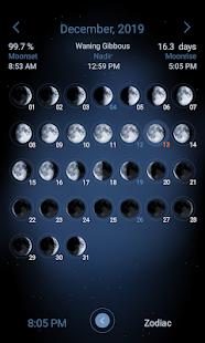 Deluxe Moon Premium - Moon Calendar 1.5 Screenshots 3