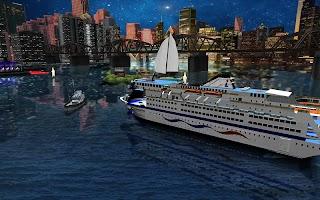 Big Cruise Ship Games Passenger Cargo Simulator