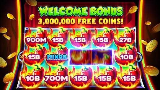 Cash Frenzy™ Casino – Free Slots Games MOD (Unlimited Money) 1