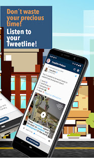 Tweetline Podcast - Awesome Twitter Audio Client