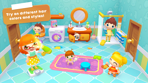Sweet Home Stories - My family life play house apkpoly screenshots 4