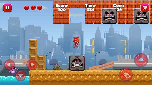 Superhero Kids Mask City Adventure 1.0.1 screenshots 3