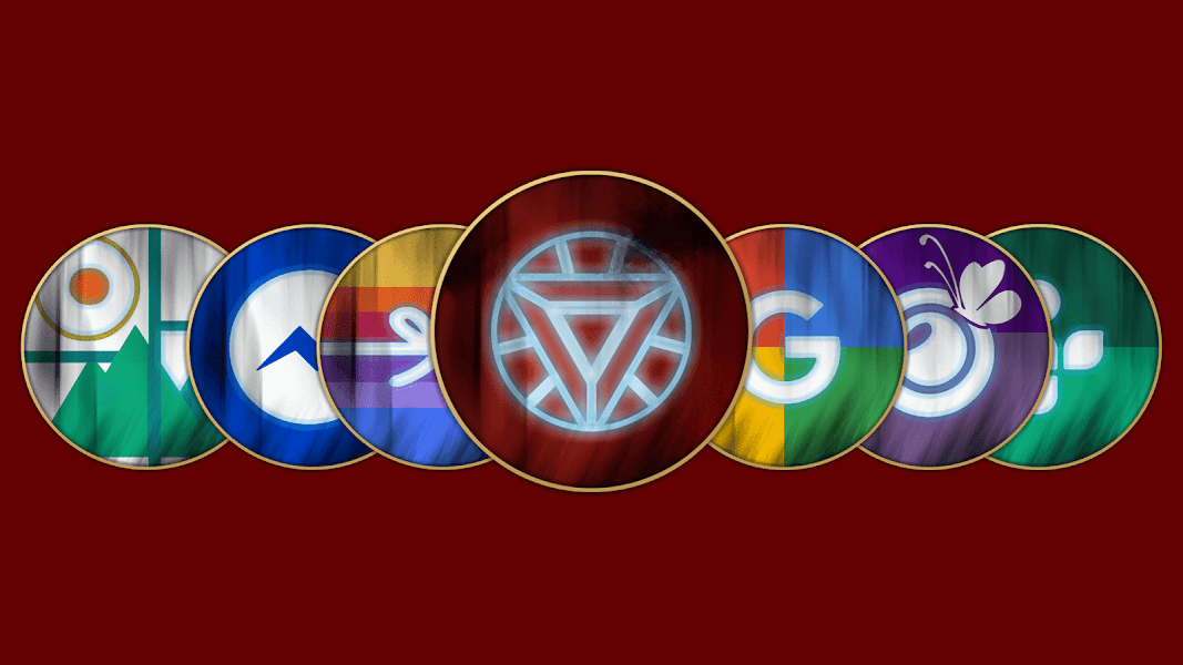 Arc - Icon Pack