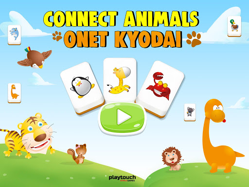 Connect Animals : Onet Kyodai (puzzle tiles game)  screenshots 11